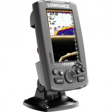 Эхолот Lowrance Hook-4x Mid/High/Down Scan™