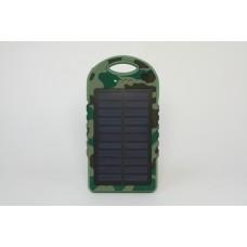 Пауэрбанк 044 07ЕК 20000mAh Солнечная батарея