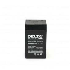 Аккумулятор DELTA   2,3 А 6 V