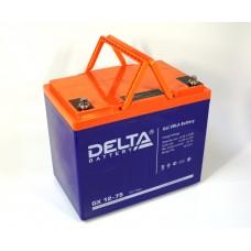 Аккумулятор тяговый Delta GX 1275