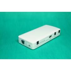 Джамп-стартер & Пауэрбанк  HD-01A (Барс 01) белый