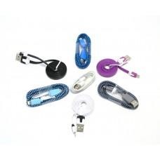 Кабель USB для I-Phone 5-6 (Apple 8 pin Lightning)