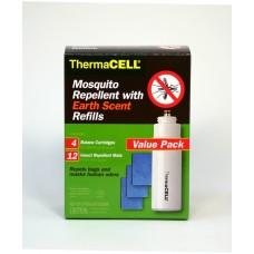 ThermaCELL MR E400-12 Набор запасной с запахом Прелой Листвы (4-12)