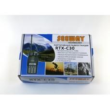 Радиостанция портативная  SEEWAY  RTX C30 400-474 МГц