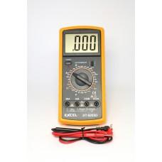 Мультиметр DT-9205D желтый