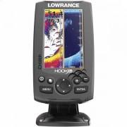 Эхолот Lowrance Hook-4x  Mid/High