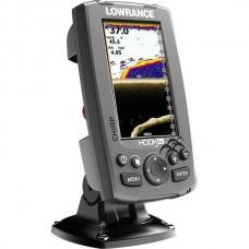 Эхолот Lowrance Hook-4x Mid/High/Down Scan™