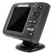 Эхолот Lowrance Hook-5x Mid/High/Down Scan™
