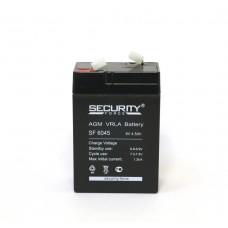 Аккумулятор герметизированный DELTA 4,5 Ач 6В