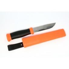 Нож Morakniv 2000, нержавеющая сталь, оранжевый