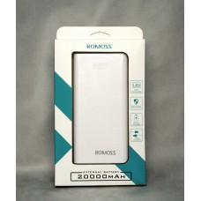 Внешний аккумулятор 048 80PH 20000mAh Romoss