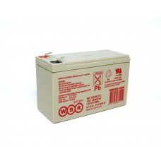 Аккумулятор герметизированный WBR HR 1234W F2
