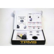 Система контроля давления в шинах TPMS T80-TS02 (монитор + 4 внешних датчика)