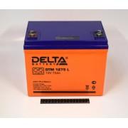 Аккумулятор тяговый Delta DTM 1275 L