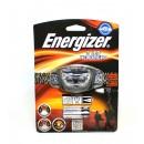 Фонарь налобный Energizer ENR 3LED Headlight (3xAAA, 33лм)