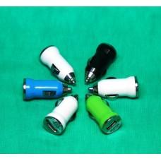 Зарядное устройство в прикуриватель 1 USB 12v AC 5v DC 1A