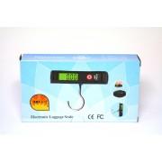 Весы электронные портативные (безмен) WH-A12 10гр - 50кг
